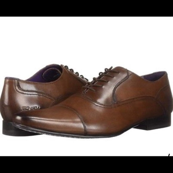 47d460ad94db3 Ted Baker Men s Rogrr 2 Oxford - Brown